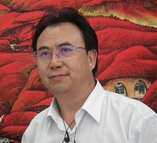 张海录--甘肃书画家协会副主席