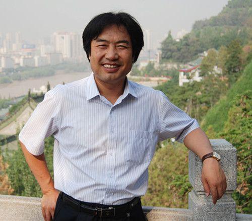 宗孝祖--甘肃省青年书法家协会副主席
