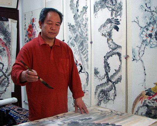 杨国有--中国艺术家协会理事