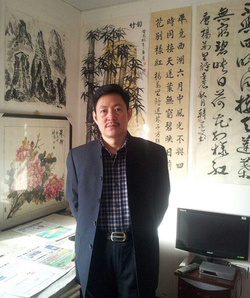 韩建文--中国书画研究院副院长