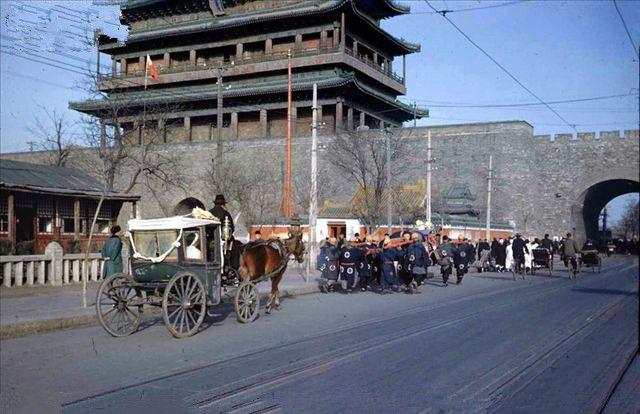 百年记忆--北京老照片之 解放前老北京城珍贵老照片