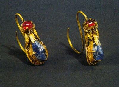 炫花你的眼:那些古代金玉宝石首饰