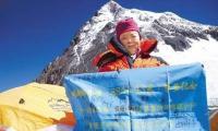 登顶珠峰!49岁的曹淑萍成为甘肃女性第一人!
