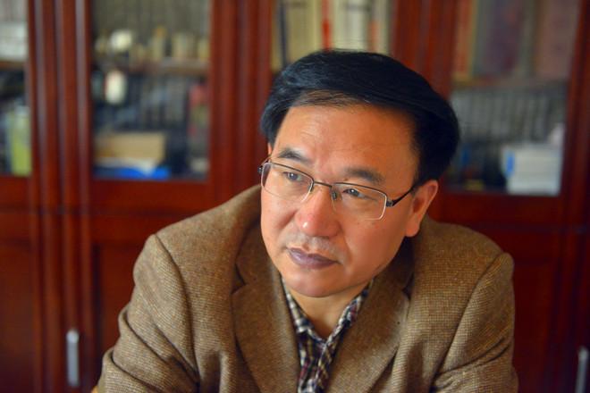 尚 墨--中国书法家协会理事