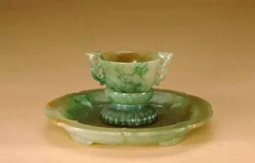 故宫收藏的十大翡翠 件件都价值连城