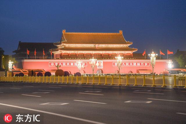 """北京进入""""一带一路""""时间 一不小心就被这些美景惊呆"""