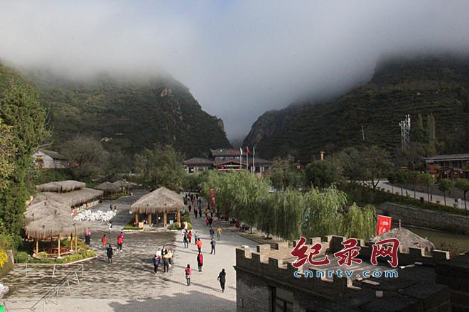 人间净土皇家马场 宝鸡市大水川国际旅游度假区