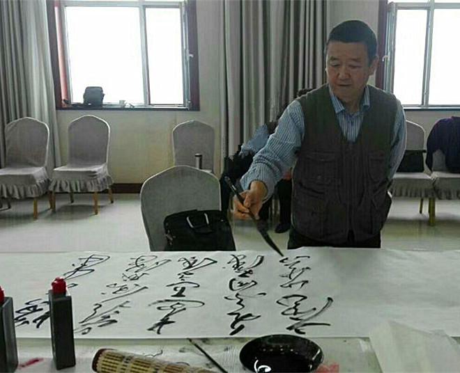薛辉--甘肃省书法家协会会员
