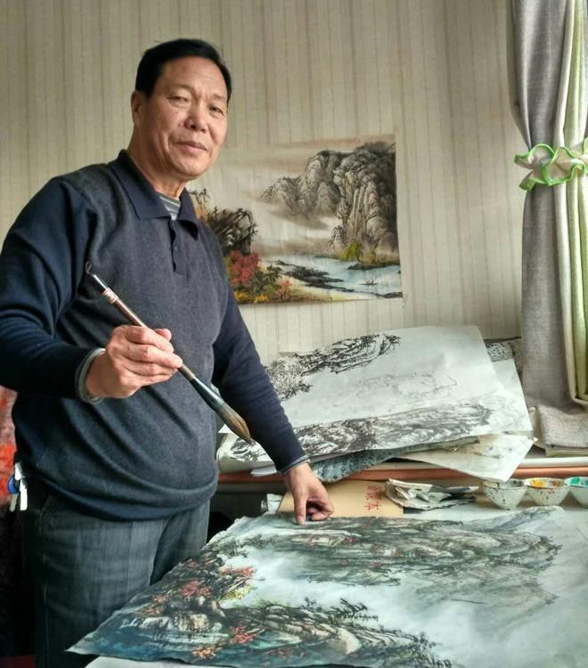 张文玲--甘肃省美术家协会会员