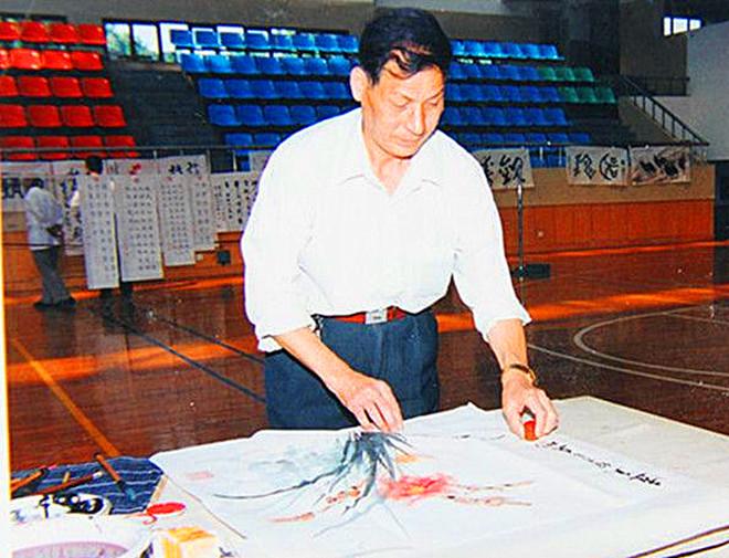闫兴彬--中国美术家协会甘肃分会会员