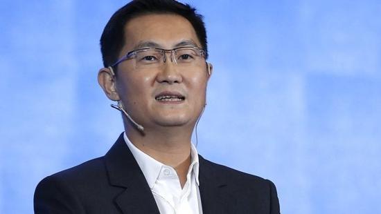 马化腾跃升世界第九 全球前十首现中国富豪