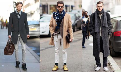 """冬季必备""""战衣"""",做一个会穿衣的潮男!"""