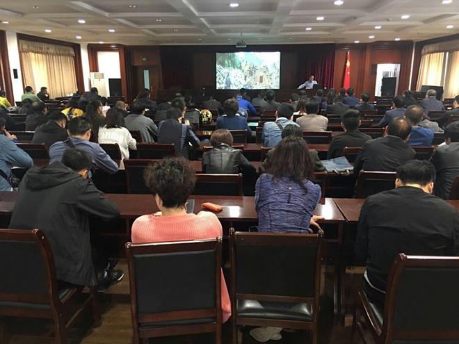 兰州市文旅系统应急工作专题培训会议举行