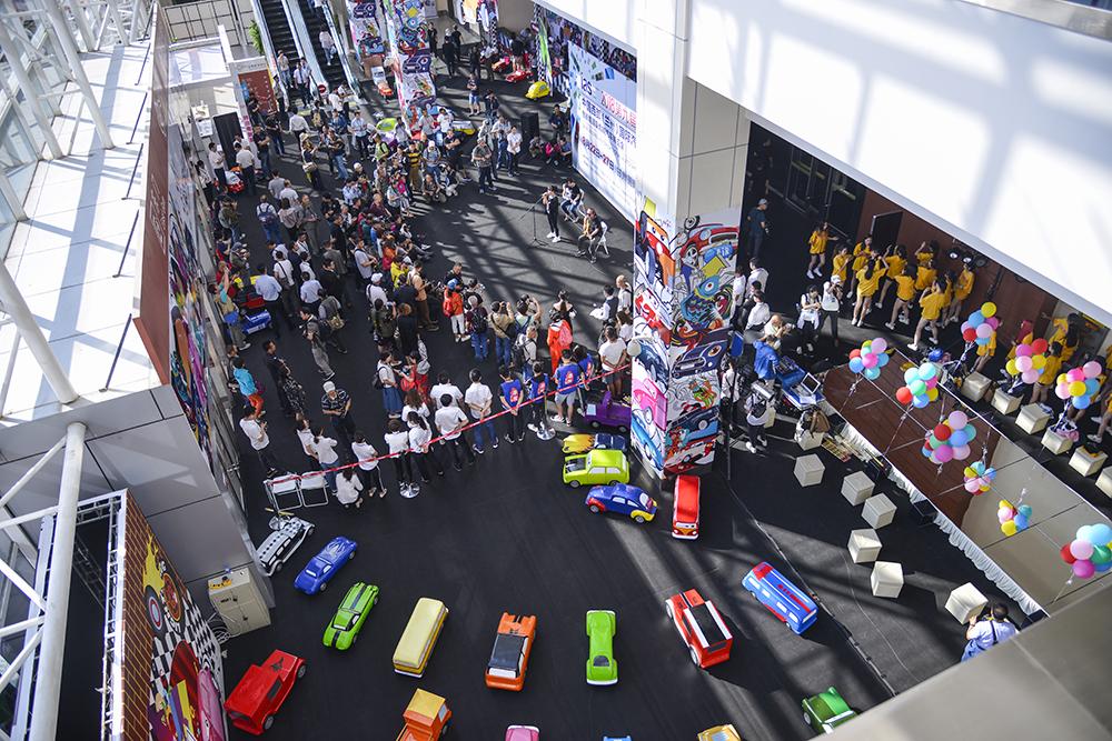 2018中国西部(兰州)国际汽车博览会拉开帷幕