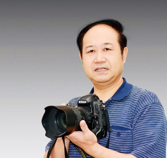 【摄影家】陈兴发--甘肃省公安摄影家协会主席