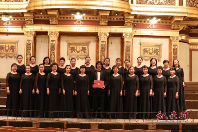 """兰州""""林之旅""""合唱团喜获国际金奖载誉归来"""