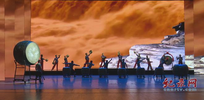 第七届兰州国际鼓文化艺术周暨第八届兰州国际民间艺术周闭幕