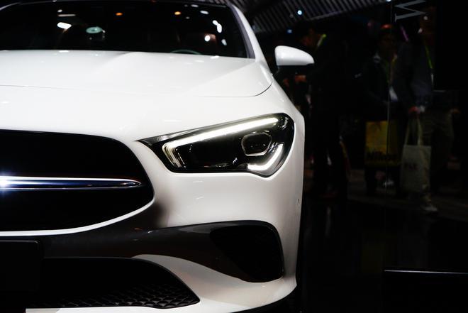 2019 CES:奔驰全新一代CLA级全球首发