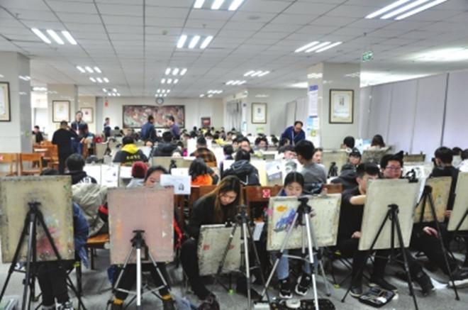 今年高考艺术校考拉开帷幕  甘肃省设立考点的招生院校共62所