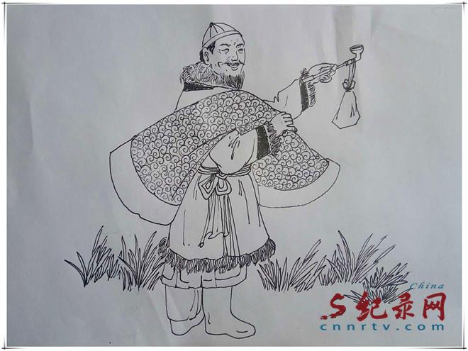 魏孔连系列连环画—兰州方言之四