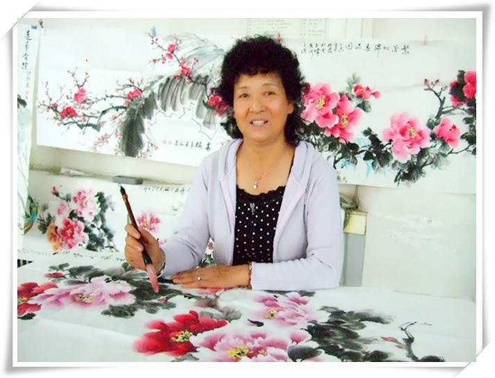 虎和平--甘肃书画家协会会员