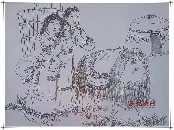 魏孔连系列连环画—兰州方言歇后语之五