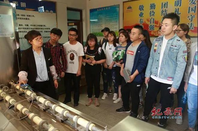 """甘肃省计量研究院举办""""实验室开放日""""科技活动周"""