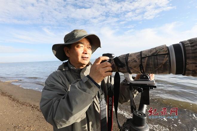 青海省摄影家协会副主席葛玉修