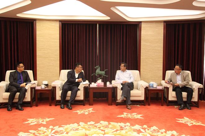 甘肃省文旅厅与携程集团会商合作