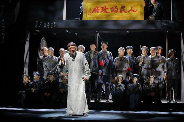 话剧《七先生》入选2020年度国家舞台艺术精品剧目创作扶持工程