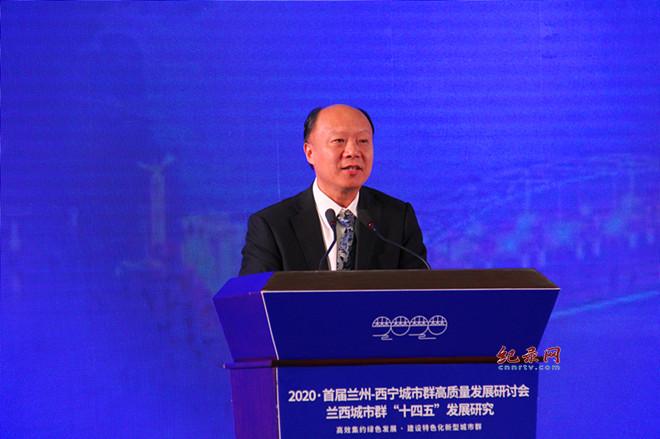 构建城市竞合机制—甘肃省发展改革委副主任孟开谈城市发展