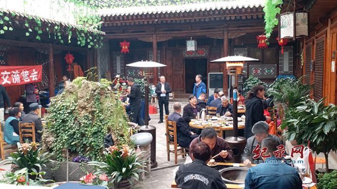 """西固区新城镇举行""""我们的重阳节""""送福送寿祝福活动"""