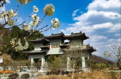 青木川古镇的春色