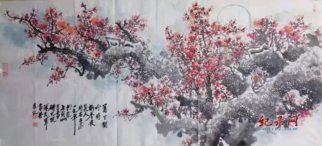 【陇上绘画名人名家】苏武军