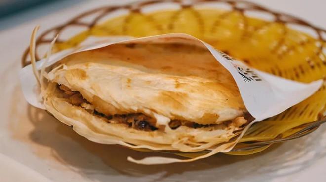 西安羊肉泡馍 吃出来的餐饮文化