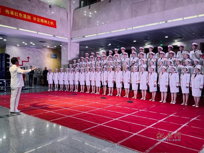 甘肃省博物馆举行庆祝中国共产党成立100周年活动