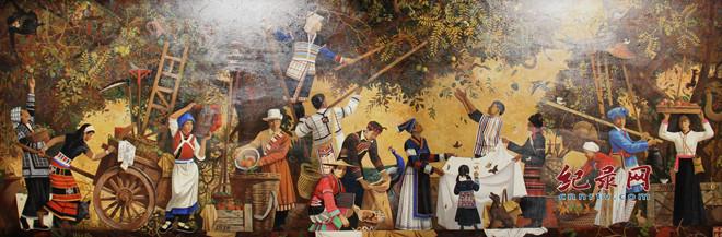 """第二届""""大路西行""""中国油画作品展于10月11日开展 309幅油画为游客献上一场艺术盛宴"""